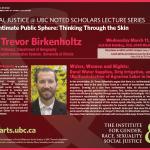 Dr. Trevor Birkenholtz – March 11
