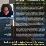 CANCELLED – Upcoming Event: Dr. Sharlene Mollett March 25